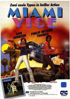 Miami Vice 580x820