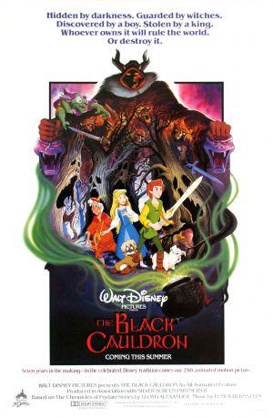 The Black Cauldron 1635x2500