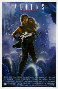 Aliens: Die Rückkehr poster