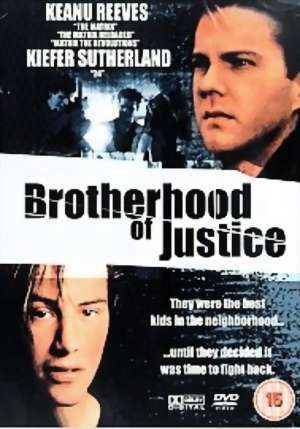 Brotherhood of Justice Dvd cover