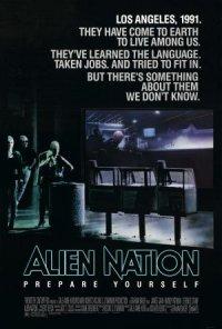 Alien Nation poster