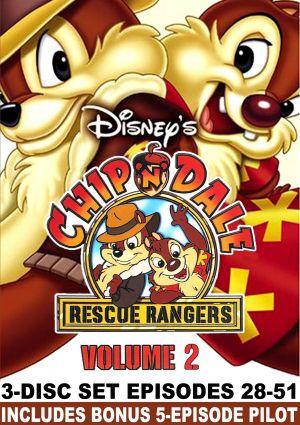 Chip & Chap - Die Ritter des Rechts 1532x2169