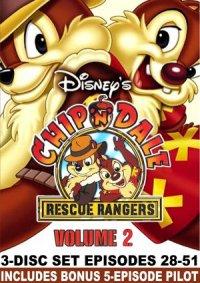 Chip & Chap - Die Ritter des Rechts poster