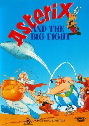 Astérix et le coup du menhir 500x710