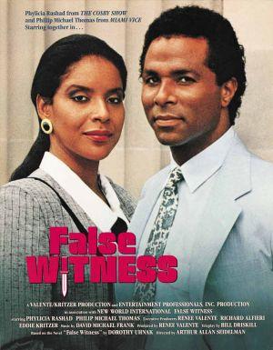 False Witness 780x1000
