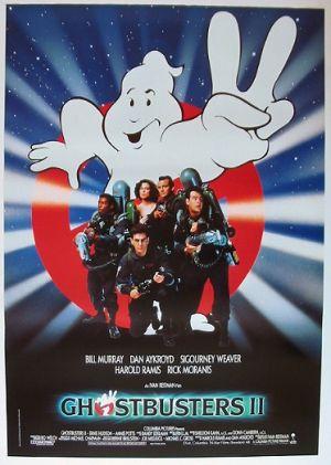 Ghostbusters II 373x523