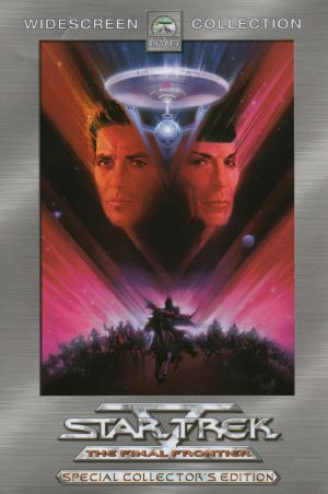 Star Trek V: The Final Frontier 1406x2119