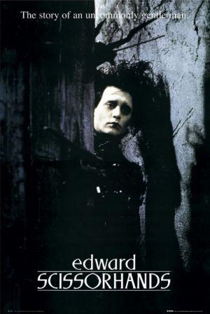 Edward Scissorhands 480x717