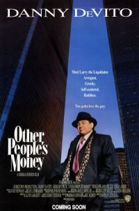 Other People's Money poster