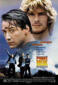 Johnny Utah poster