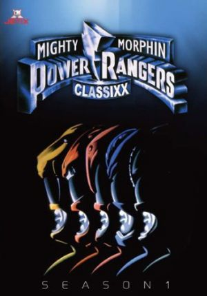 Power Rangers 349x500