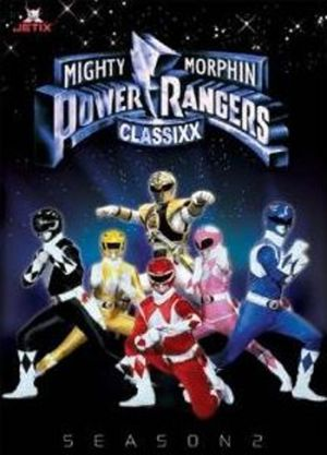 Power Rangers 350x486
