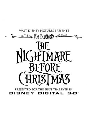 The Nightmare Before Christmas 2480x3508