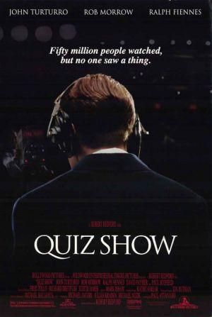 Quiz Show 580x865