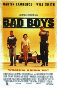 Bad boys - flics de choc poster