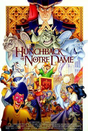 Der Glöckner von Notre Dame 1351x2000