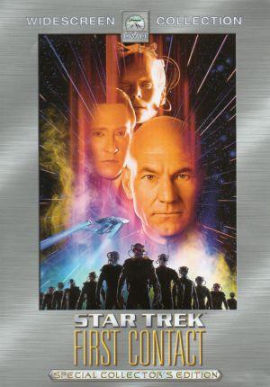 Star Trek: First Contact 1493x2142