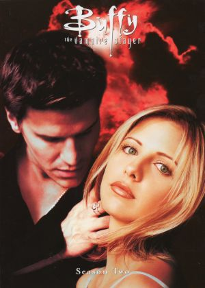 Buffy the Vampire Slayer 1591x2229