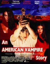 An American Vampire Story poster