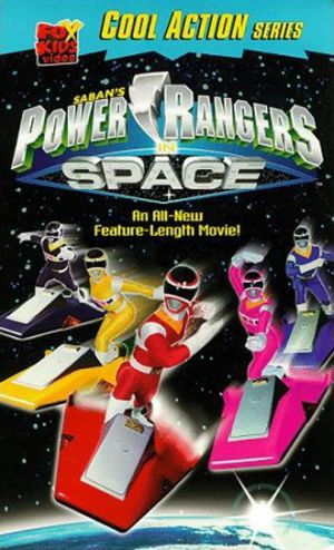 Power Rangers in Space 330x543