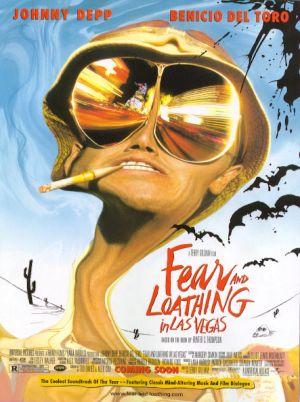 Fear and Loathing in Las Vegas 443x593