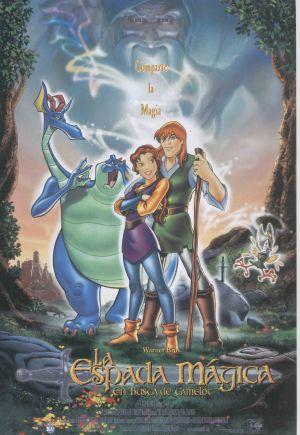 La espada mágica: La leyenda de Camelot 2410x3497