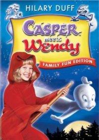Casper Meets Wendy poster