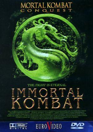 Mortal Kombat: Conquest 333x475