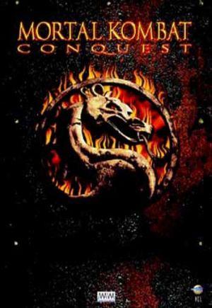 Mortal Kombat: Conquest 350x508