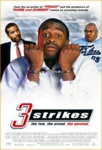 3 Strikes poster