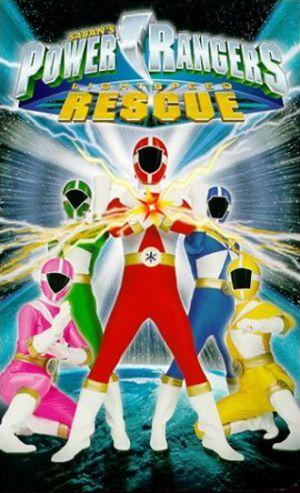 Power Rangers Lightspeed Rescue 330x542