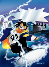Static Shock poster