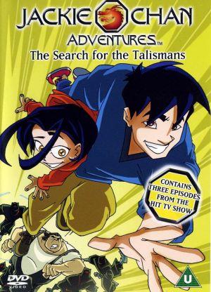 Jackie Chan Adventures 720x998