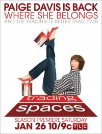 Trading Spaces poster