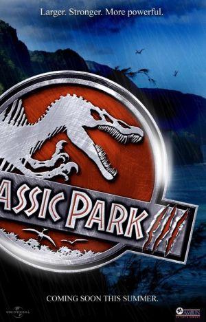 Jurassic Park III 492x768