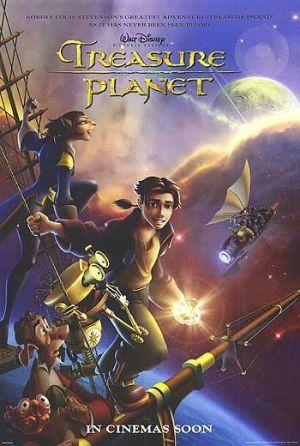 Der Schatzplanet 350x520