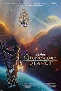 Aarreplaneetta poster