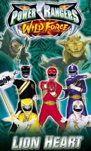 Power Rangers Wild Force 330x546