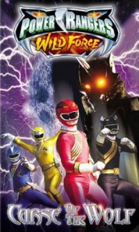 Power Rangers Wild Force poster