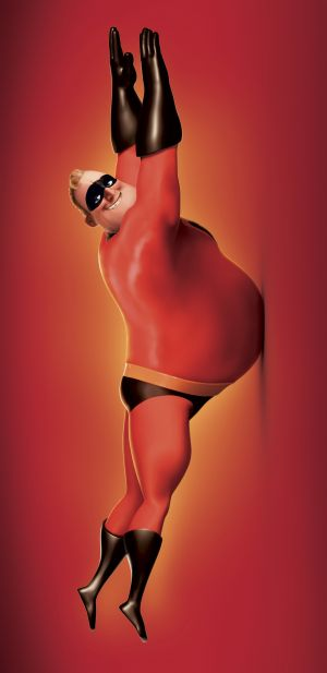 The Incredibles 2000x4112