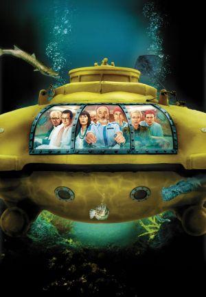The Life Aquatic with Steve Zissou 2082x3000