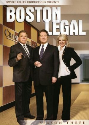 Boston Legal 500x701