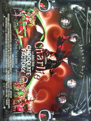 Charlie and the Chocolate Factory 753x1000