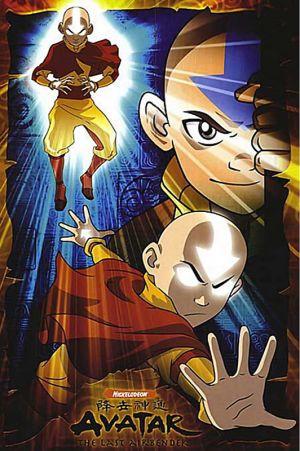 Avatar - Der Herr der Elemente 532x800