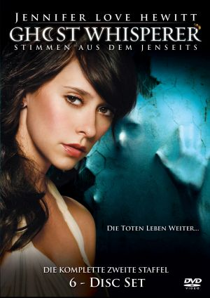 Ghost Whisperer - Presenze 1608x2272