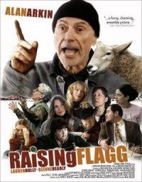 Raising Flagg poster