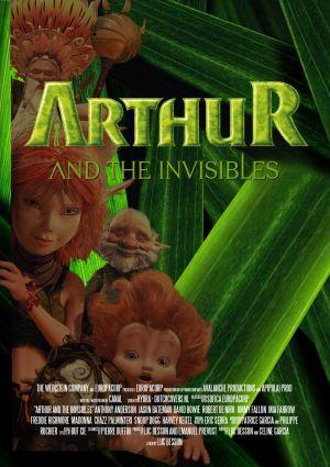 Arthur und die Minimoys 1535x2175