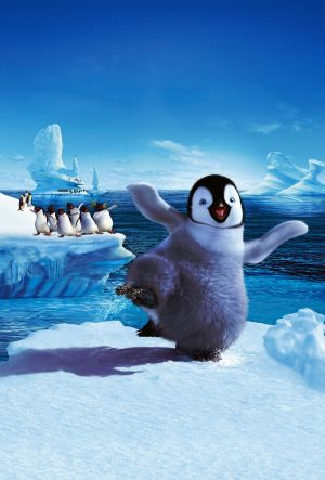 Happy Feet 2539x3750