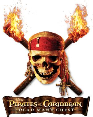 Pirates of the Caribbean: Dead Man's Chest 1024x1283