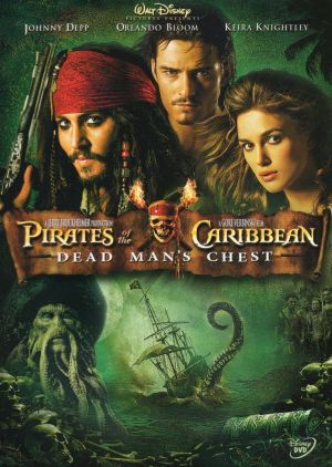 Pirates of the Caribbean: Dead Man's Chest 1509x2124